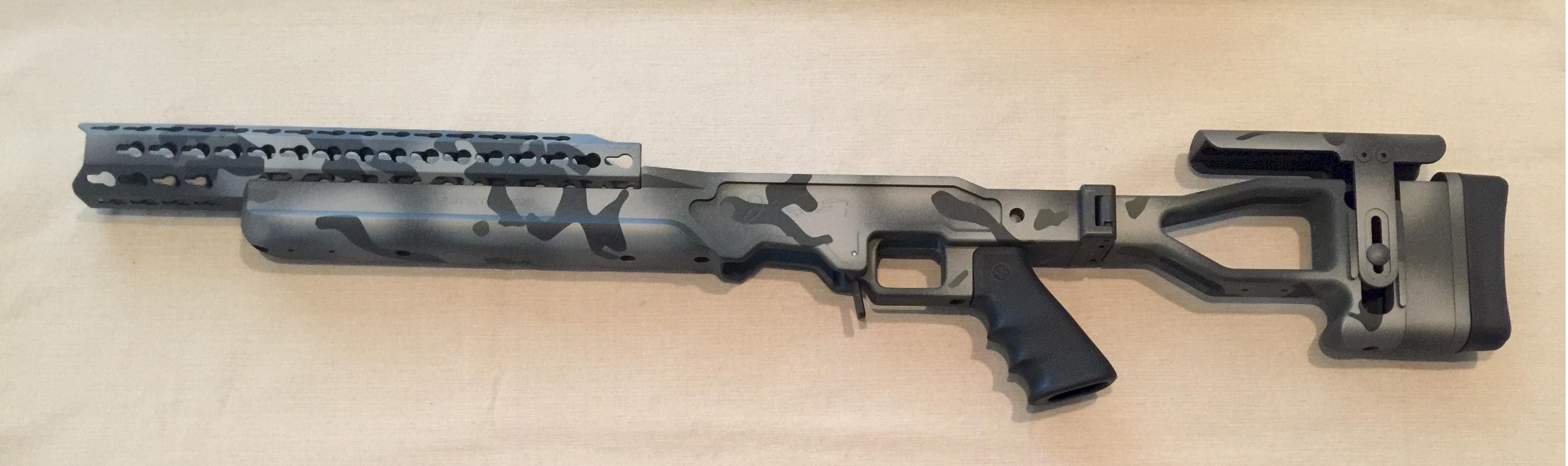 Remington 700 tactical stock options