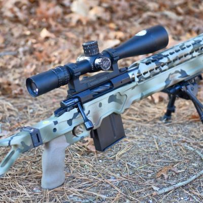 Remington 700 Chassis
