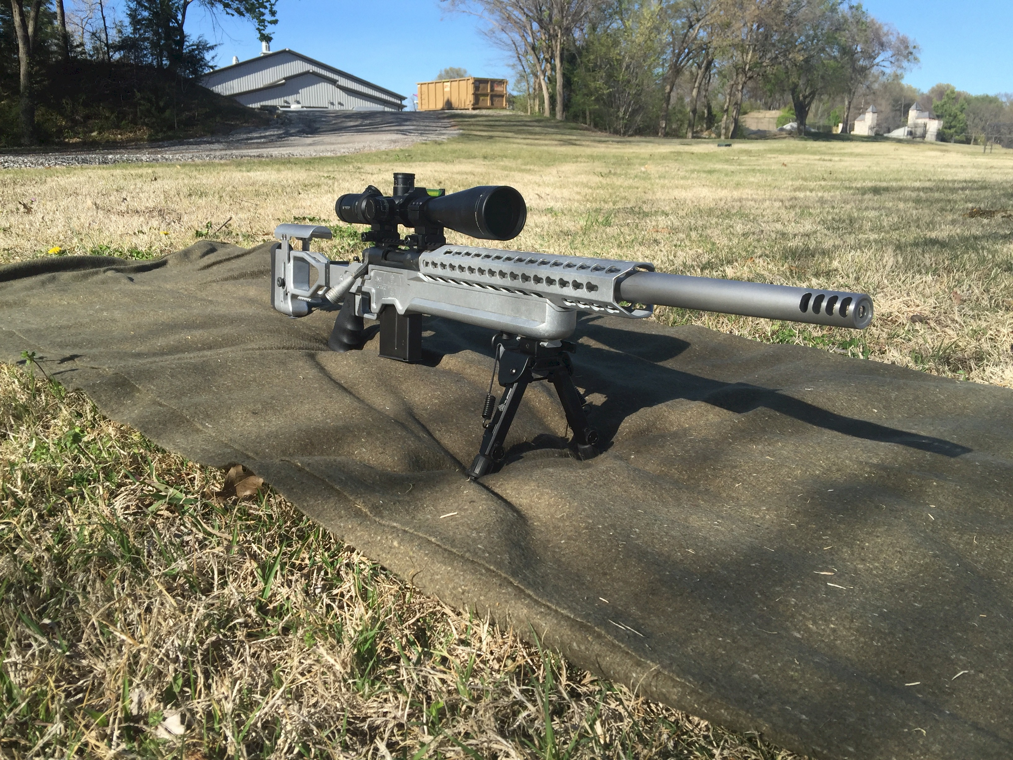 Remington 700 Tactical Chassis Systems