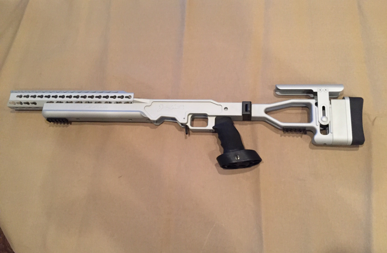 Remington 700 Tactical Chassis