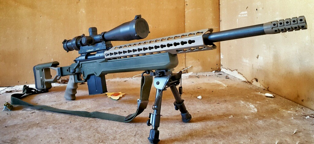 Remington 700 6.5 Creedmoor
