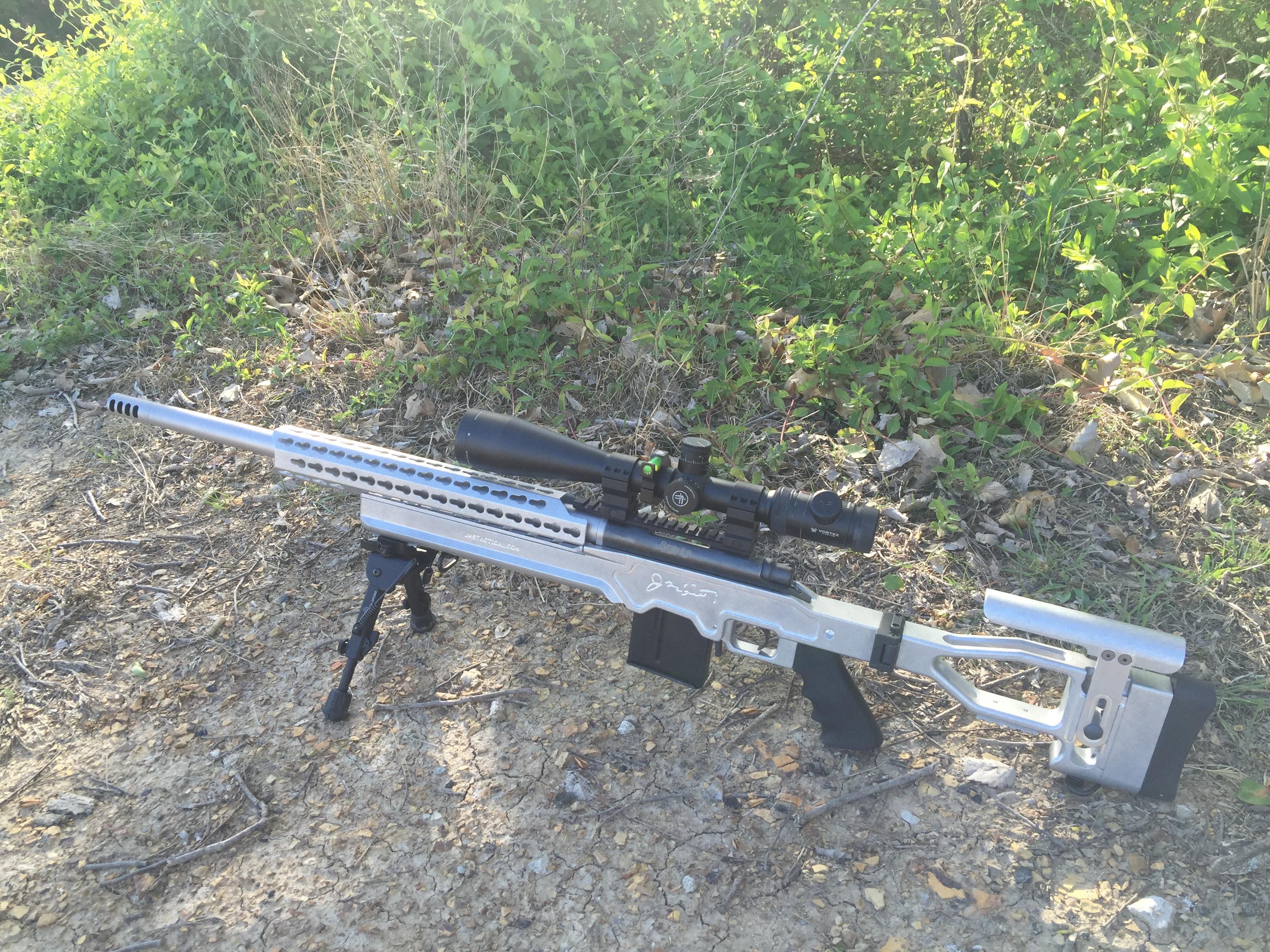 Remington 700 7mm 08 Custom RIfle | Remington 700 Precision RIfles