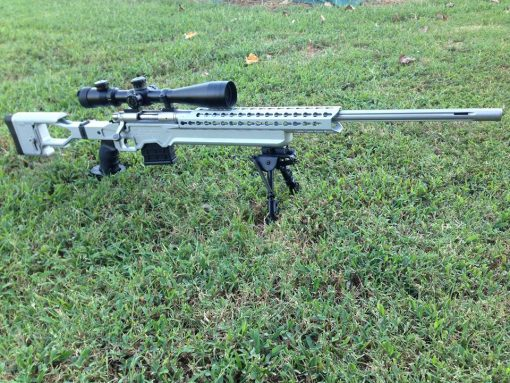 Remington 700 Long Action Chassis