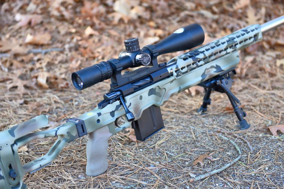 Remington 700 Chassis – JTAC Thunder